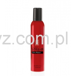 INEBRYA STYLE-IN Extra Mousse ekstra moca pianka  400 ml